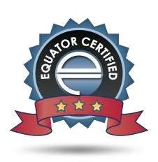 EQUATOR CERTIFIED LOGO